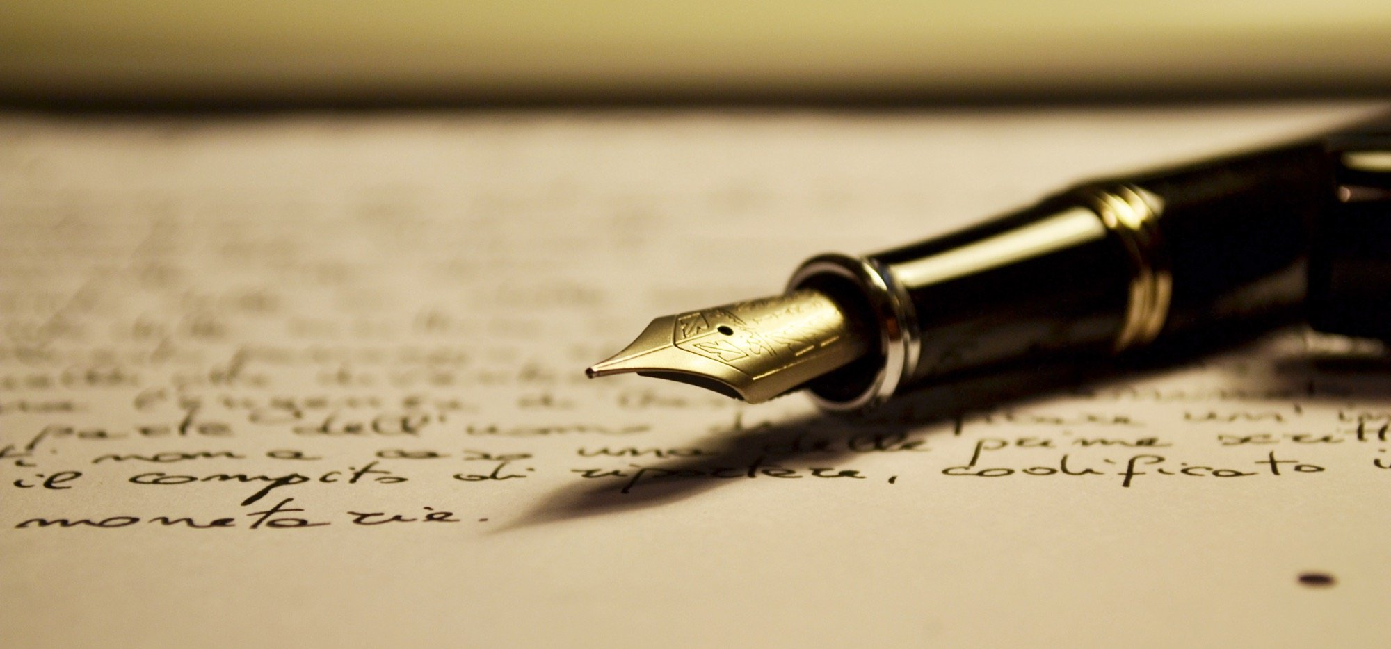 Eleven Things They Should Have Told You About Writing